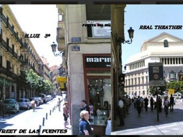 HOSTAL LUZ en madrid