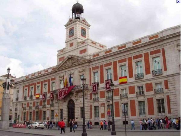 Que ver en madrid ver madrid turismo en madrid for Centro comercial la puerta del sol