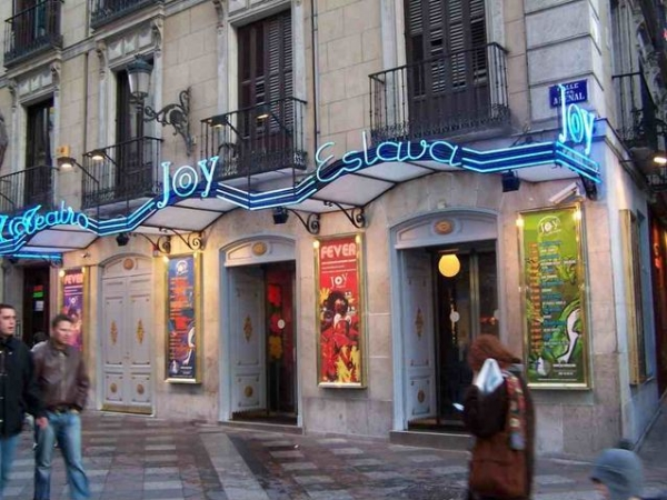 TEATRO JOY ESLAVA en madrid